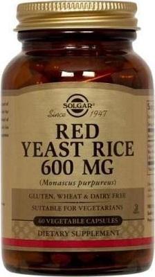 Solgar Red Yeast Rice