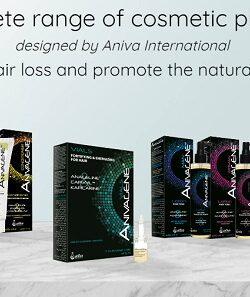 Anivagene Προϊόντα Ολιστικής Φροντίδας Μαλλιών